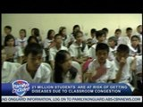 pamilyaonguard-DISEASES AWAIT STUDENTS IN CONGESTED CLASSROOMS