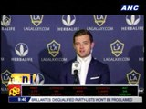 Robbie Rogers talks about historic MLS debut