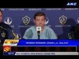 Robbie Rogers joins La Galaxy