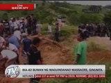 Justice still elusive for Ampatuan massacre victims