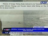Several Taiwanese fishing vessels spotted near Batanes