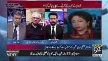 India Kashmir Mein Zayda Din Tak Lockdown Jari Nahe Rakh Sakta.Ashraf Jahangir