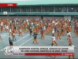 Tayag dances with Cebu inmates