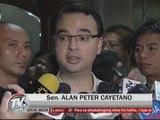 Senators surprised by Enrile resignation