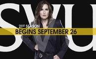 Law & Order: SVU - Trailer Saison 21