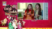 Barfi Laddu Ep 12  15th August 2019  ARY Digital Drama