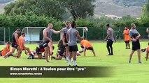 """Raphaël Lakafia (RC Toulon) : """"tout le monde a à cœur de  venir jouer à Furiani"""""""