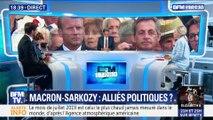 Macron-Sarkozy: Alliés politiques ?