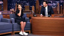 Alessia Cara Returns to 'Tonight Show' for Rematch of 'Wheel of Music' | Billboard News