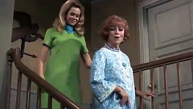 "BW 5.23 Funny - Endora Tells ""The Truth"""