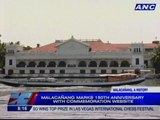 Malacañang marks 150th anniversary with commemoration website