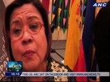 De Lima confirms NBI recommendation to file charges against coast guard