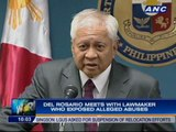 DFA chief to lead probe into alleged abuses in PH embassies