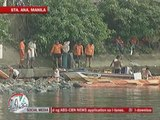 Up to 1,000 liters of oil spilled in Pasig River