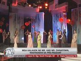 Mr. and Ms. Chinatown bets shine in pre-pageant night