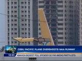 MIAA to Cebu Pacific: Pay for damaged NAIA runway lights