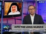 Teditorial: Into the long silence