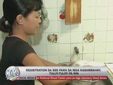 Employers urged to help 'kasambahays' register for SSS
