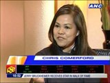 White House's Filipina chef returns to UP