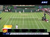 Federer knocked out of Wimbledon