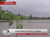 Heavy rains trigger floods in Butuan