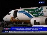 37 CebPac passengers seek P1 M over Davao runway incident