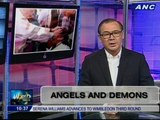 Teditorial: Angels and demons
