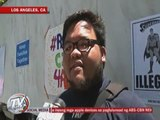 Pinoys in US celebrate passage of immigration reform bill