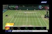 Lisicki, Radwanska into Wimbledon semis