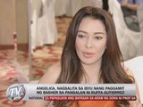 Angelica wants to annoy 'haters' with 'selfie' photos