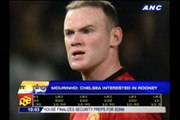 Mourinho: Chelsea interested in Rooney