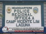 15 cops sacked over deaths of Ozamis gang leaders