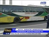 Bus group appeals to Manila gov't to reconsider ban