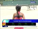 Young Pinoy athletes shine abroad