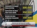 LRT, MRT say fare increase necessary