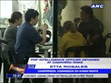 CHR to PNP- Why get phone number of Cadavero's sister.