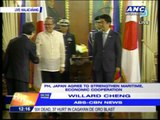 PH, Japan agree to boost maritime security, economic ties