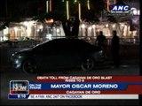 6 killed in Cagayan de Oro blast