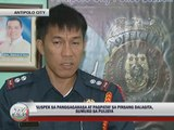 Suspect in rape-slay of cousin surrenders