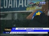 Erap: Manila bus ban is legal