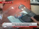 Kin mourn victims in Cagayan de Oro blast