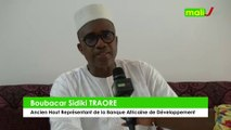 Interview : Présentation de voeux de la tabaski de Boubacar Sidiki TRAORE, ancien haut représentant de la Banque Africaine de Développement