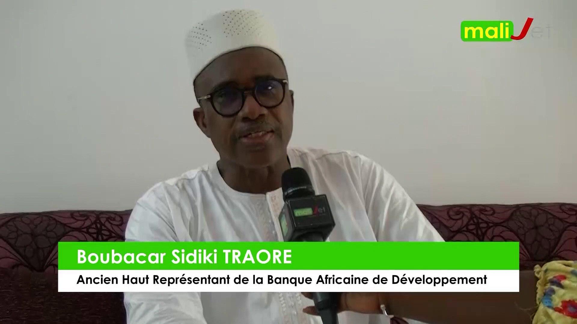 Interview : Présentation de voeux de la tabaski de Boubacar Sidiki TRAORE, ancien haut représentant