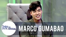 Tito Boy tests Marco's knowledge on celebrity gossip | TWBA