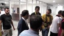 Yeni Malatyaspor-Partizan maçının ardından - Yeni Malatyaspor Başkanı Adil Gevrek