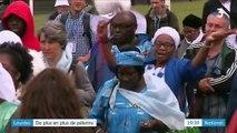 Religion : de plus en plus de pèlerins à Lourdes