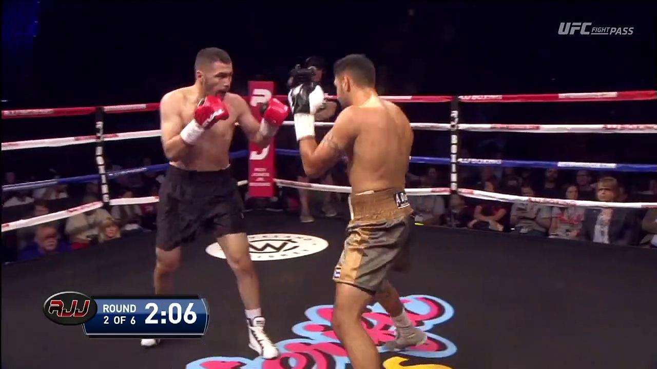 John Vera vs Ravshan Hudaynazarov (02-08-2019) Full Fight