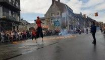 Les cracheurs de feu du 15 août à Huy