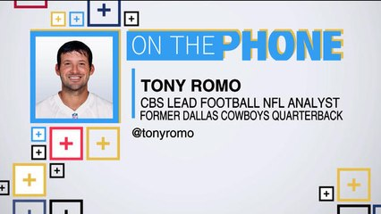 Tiki and Tierney: Tony Romo talks Cowboys negotiations with Dak Prescott and Ezekiel Elliott