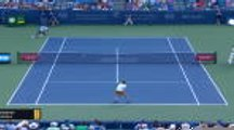 Cincinnati - Federer sorti par Rublev !